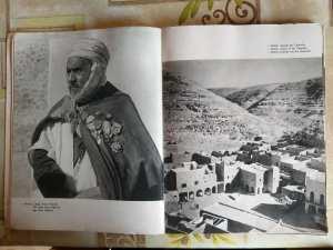 Livre Alger-Le Cap Marcelle Goetze librairie Chaix 1951