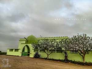 Une mosquée dans la commune de Oulhassa El Ghraba