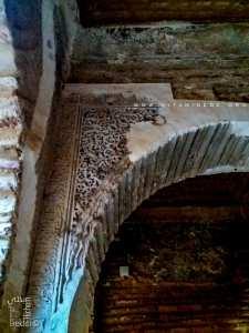 Frise reconstituée ou d'origine à Dar Essoltane (Eubba Tlemcen)
