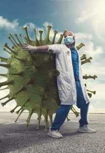سبحان الله، إن هذا الفيروس التاجي المسمى #كورونا، مذكور في القرآن الكريم منذ أربعة عشر قرنا.