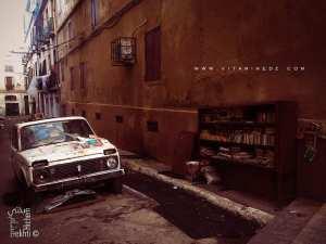 Bouquiniste à Oran