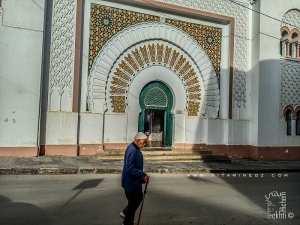 La Medersa est actuellement Musée Archélogique Islamique de Tlemcen