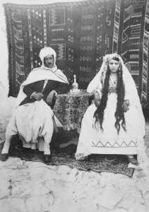 صورة من زفاف في أم البواقي