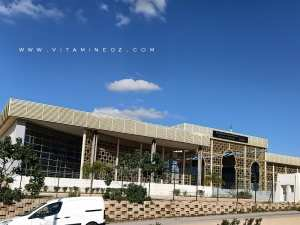 Palais des expositions, à El Koudia Tlemcen
