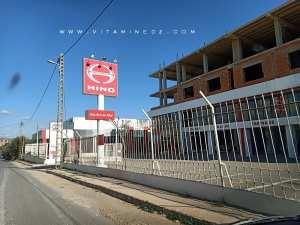 Concessionnaire Hino à Tlemcen , réparation et service après vente