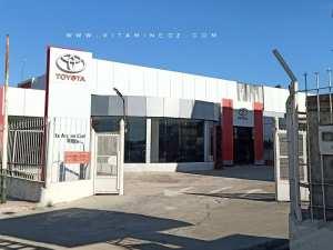 Concessionnaire Toyota à Tlemcen , réparation et service après vente