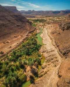 L'oasis d'Ihrir
