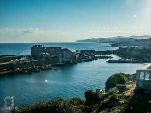 Le port d'El Kala (La Calle : Origine de cette ville)