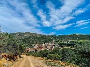 Le village des Beni Ghename (Commune Emir Abdelkader, Wilaya d'Ain Temouchent)