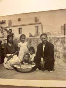 la famille Abachi (Dda Abu)