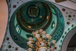 Goubba (Coupole) de la mosquée de la Zaouia d'El Hamel
