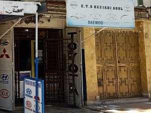 Magasin Pièces détachées Hadjad Aouel hyundai, Chetouane Tlemcen