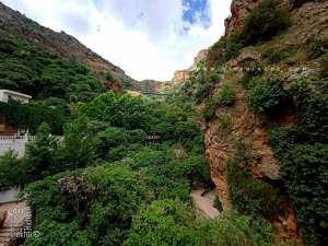 Cascades d'El Ourit, un joli site naturel à Tlemcen