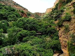 El-Ourit Waterfalls (Cascades ou chutes d'eau de Tlemcen)