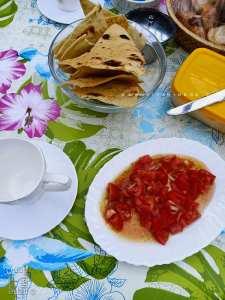 Bienfaits de la tomate en salade