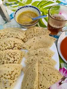 Les Joyaux de sherazade : Baghrir express facile et inratable