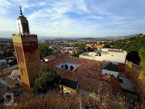 Descrption Mosquée Sidi el-Haloui