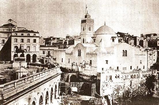 الجامع الجديد في 1857م