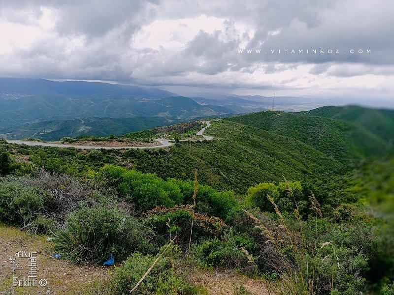 Mont Trara à partir des Beni Ouarsous
