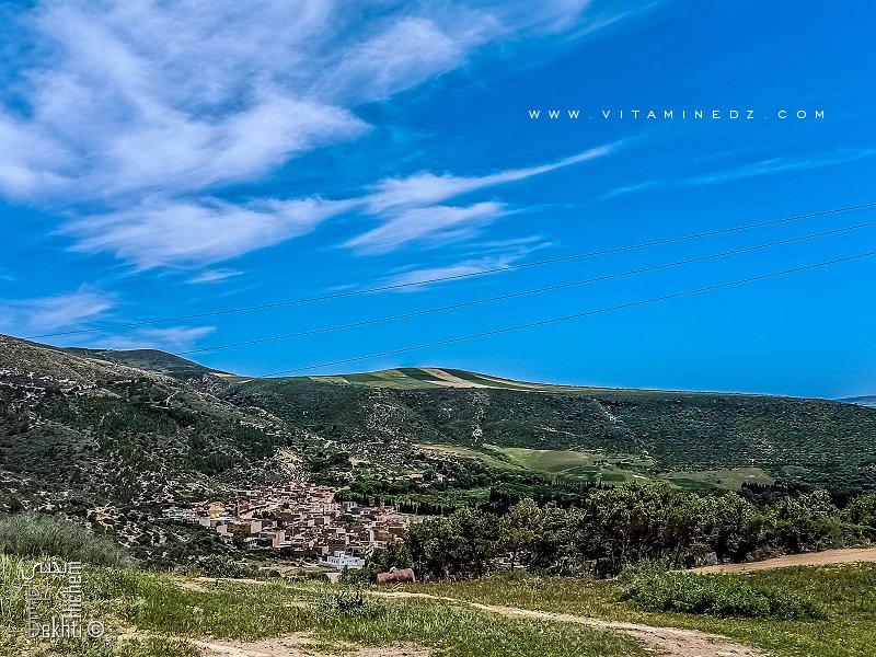 Le village des Beni Ghename (Com Emir Abdelkader, Wilaya d'Ain Temouchent)