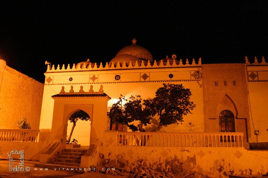 La zaouïa d'El Hamel est l'une des plus renommées du pays.