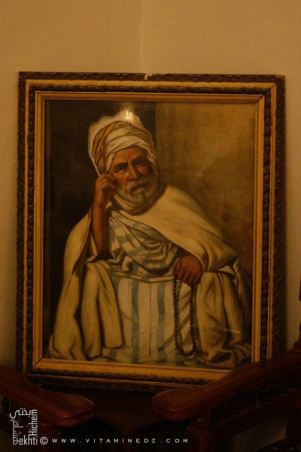 Cheikh Mohamed Ben Belkacem fondateur de la Zaouia d'El Hamel