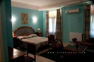 Chambre Hotel Tagdempt à Tiaret