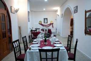 Restaurant de l'Hotel Tagdempt à Tiaret