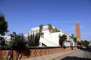 مسجد موسى بن نصير Mosquée Moussa Ibn Noussayr à Abou Tachefine
