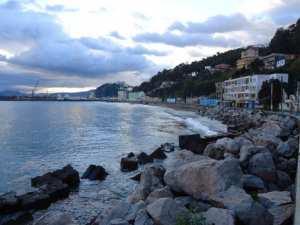 La plage « Casino » et le « Lido » (Skikda)