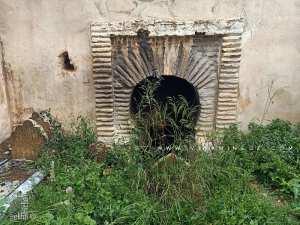 Petit Mihrab de la mosquée du cimetière de Sidi Senoussi