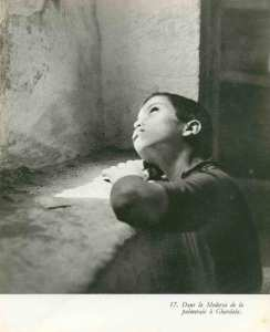Dans la Medersa de la palmeraie de Ghardaïa
