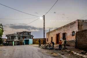 Le village d'El Mefrouche ... région plus ou moins reculée sur les hauteurs de Tlemcen
