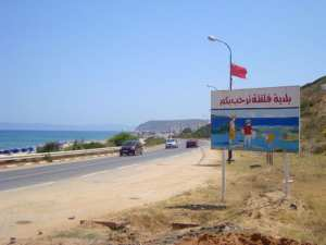 Plage Oued El Gat (Skikda)