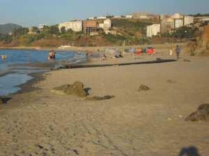 La plage Tassalast (Tizi-Ouzou)