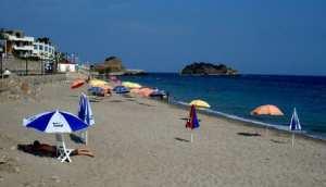 Plage La grande plage (Tizi-Ouzou)