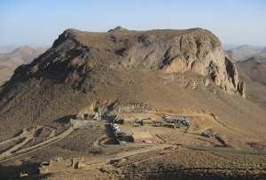 Asskrem-Hoggar-Volcan