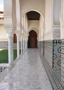 Le palais El Mechouar- Tlemcen