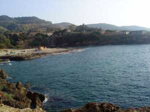 Plage Rocher Plat (Tipaza)
