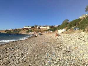 Plage El Marsa plage Est (Chlef)