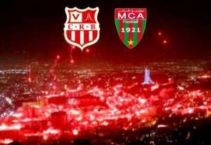 Belouizdad, Casbah les fans du CRB et le MCA font Rougir la Capitale