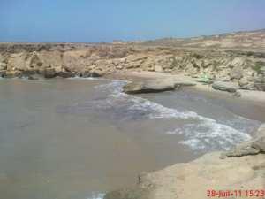 Plage El Ouda (Mostaganem)