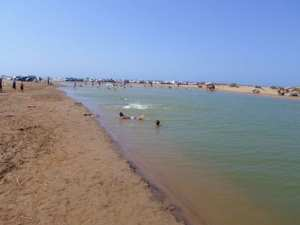 Plage Oued Chellif Ouest (Mostaganem)