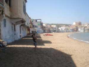 Plage El-Hillel ou Oued El Hallouf (Ain Temouchent)