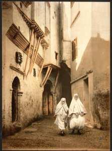 Rue de la Mer Rouge. Alger (Algérie)