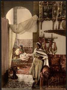 Femmes maures distinguées, I. Alger (Algérie)