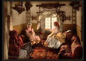Femmes maures distinguées, II. Alger (Algérie)