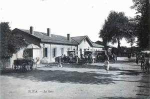 La gare- Blida