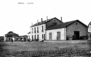 La gare- Djelfa