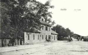 La gare- Saîda